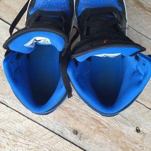 Nike Shoes - Nike Air Jordan 1 Mid Paint Splatter sz 4Y